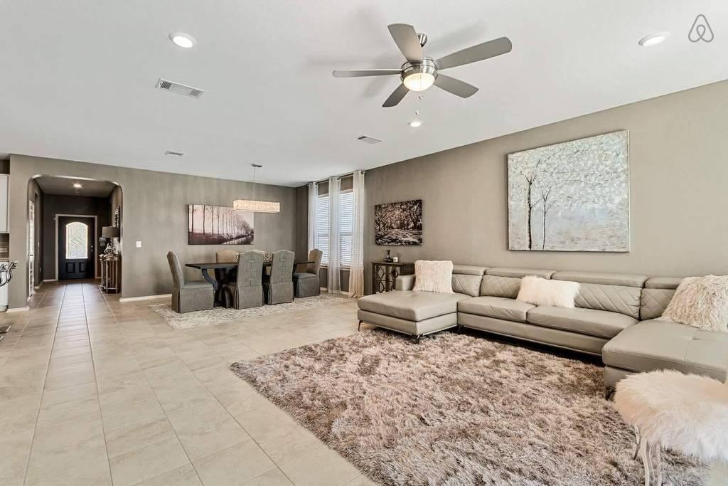 Airbnb Austin Luxurious