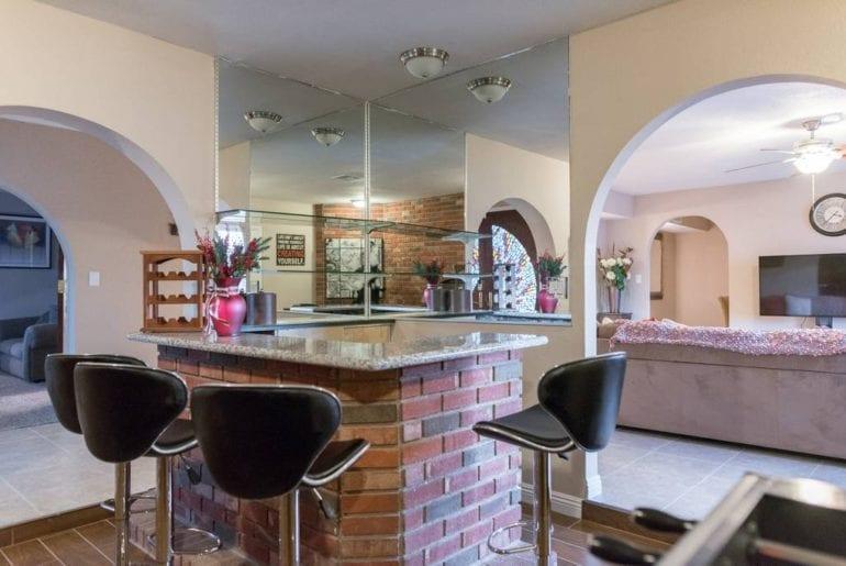 luxury airbnb private home las vegas