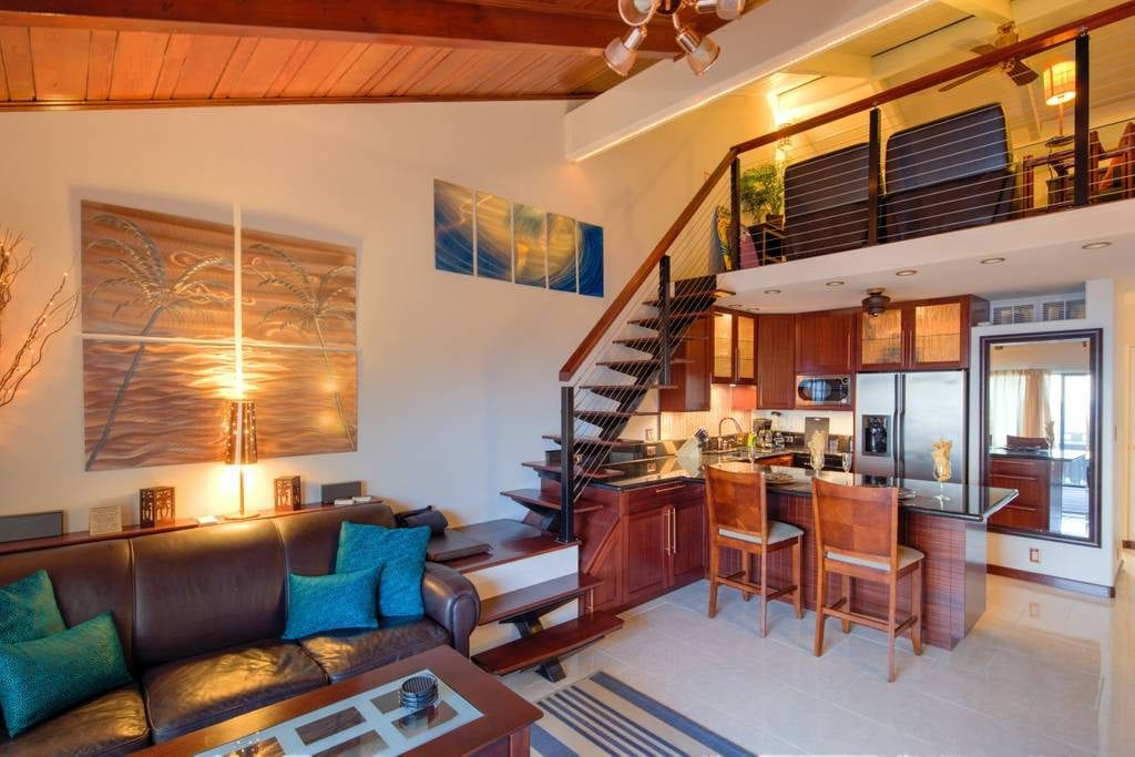 airbnb hawaii modern upgraded condo