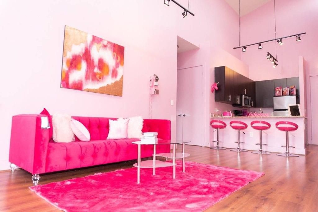 midtown apartment atlanta airbnb