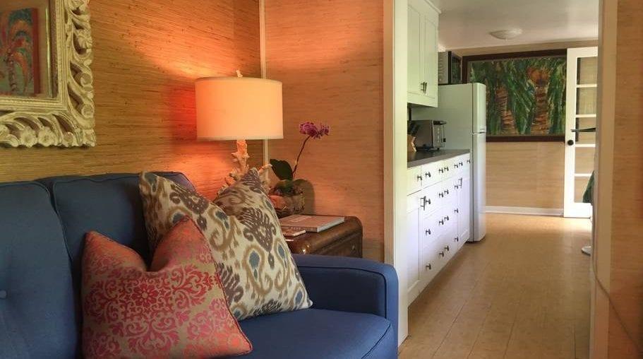 airbnb hawaii beach bungalow