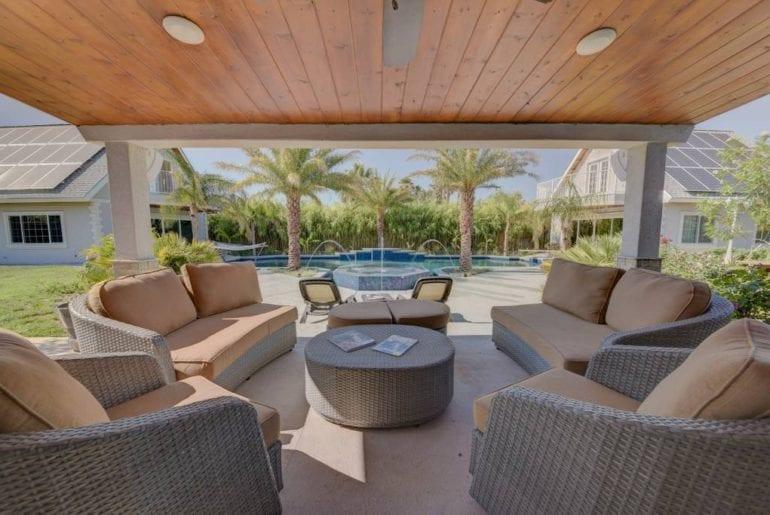 downtown villa with jacuzzi airbnb las vegas