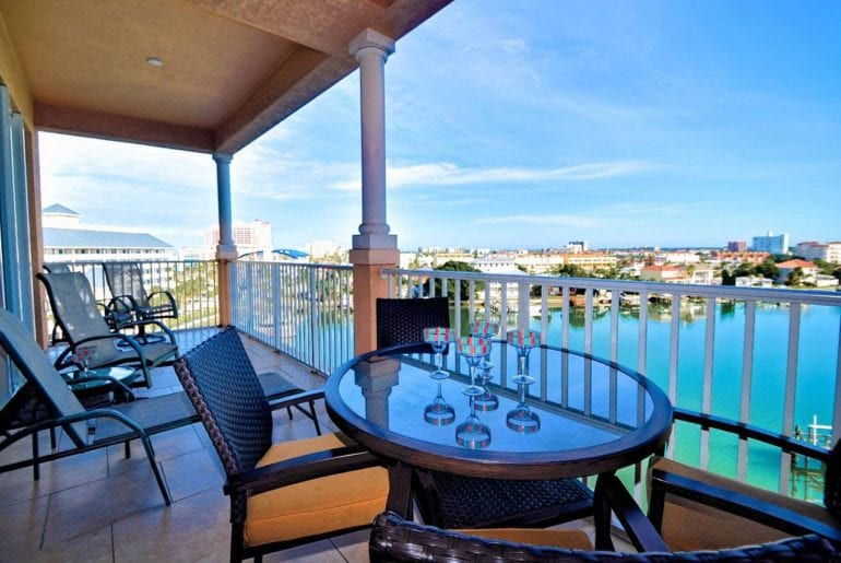 harborview condo clearwwater beach airbnb