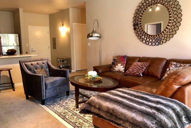flat in pearl district airbnb portland