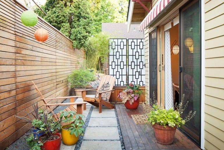 eco cottage guest house portland