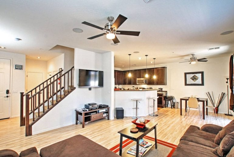 Phoenix townhome airbnb south mountain