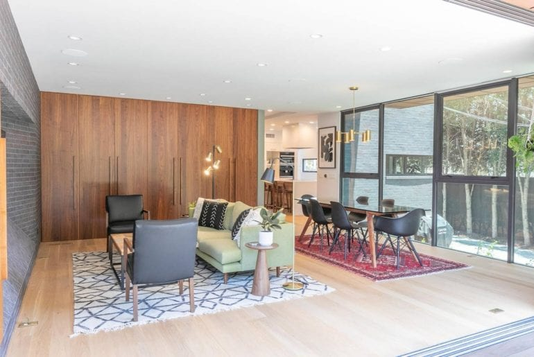 modern airbnb home close to ucla los angeles
