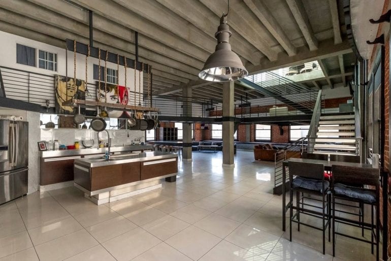 downtown los angeles loft with private rooftop airbnb