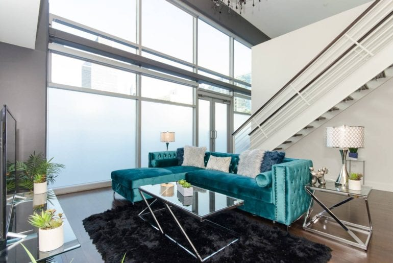 airbnb versace inspired home in downtown la
