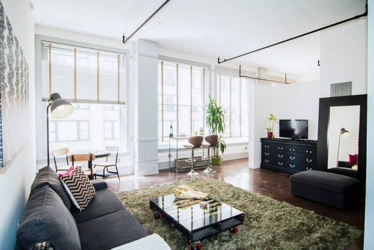 airbnb loft in downtown los angeles