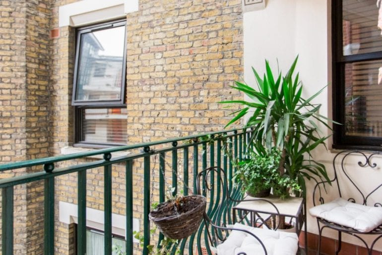 convent garden property with terrace airbnb