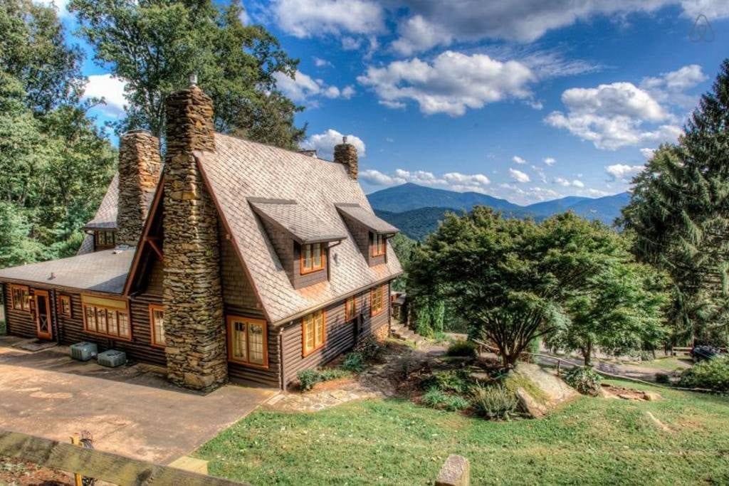 airbnb asheville rentals nc