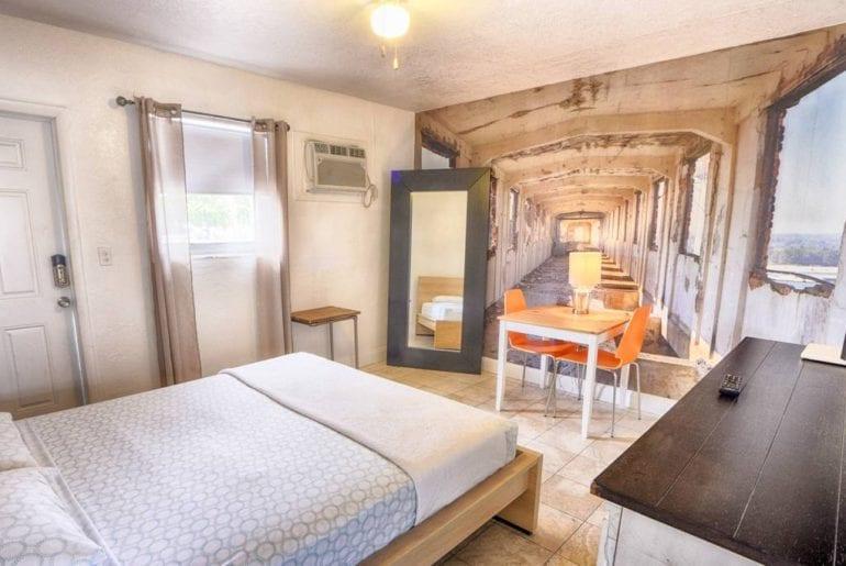artistic wynwood miami airbnb flat