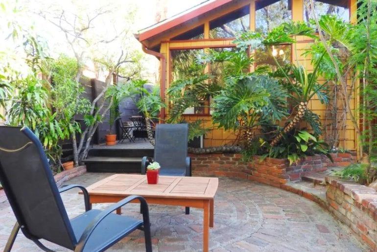 rustic silverlake airbnb home la