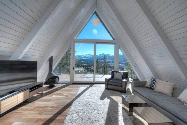 a-frame home breckenridge colorado airbnb
