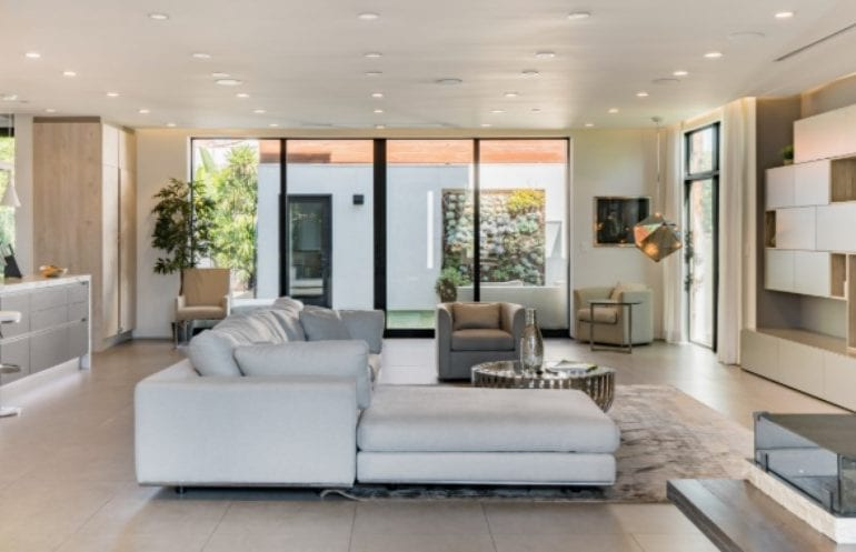 stunning rodeo drive airbnb home