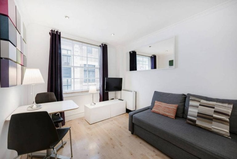 fantastic central soho apartment airbnb london