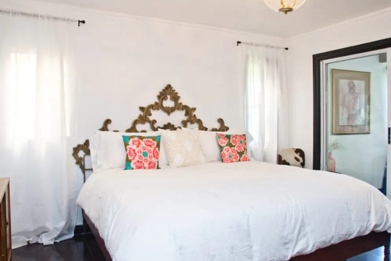 airbnb hollywood hills love nest la