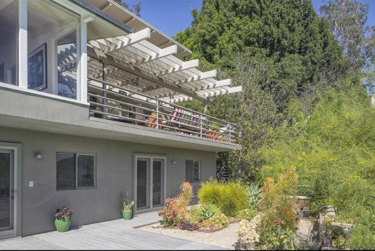 beverly hills retreat airbnb home