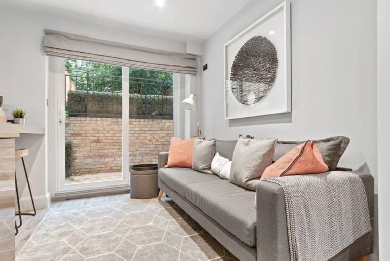 southen camden town airbnb apartment london