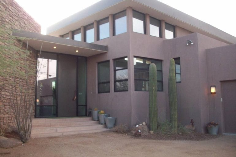 contemporary south mountain home airbnb phonix