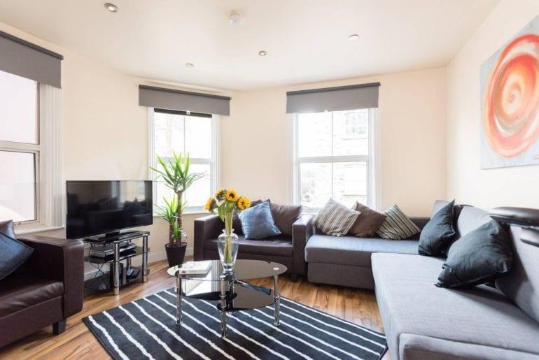 stylish shoreditch apartment airbnb london