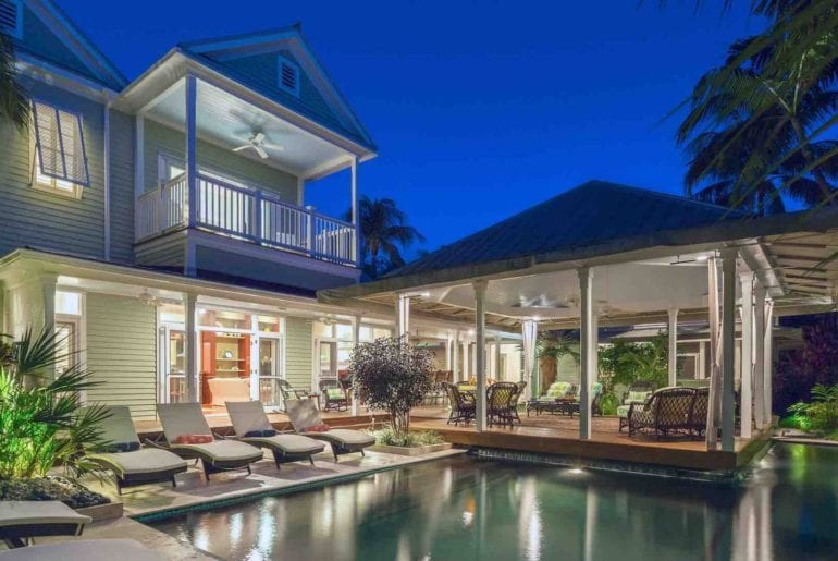 private airbnb luxury estate key west florida