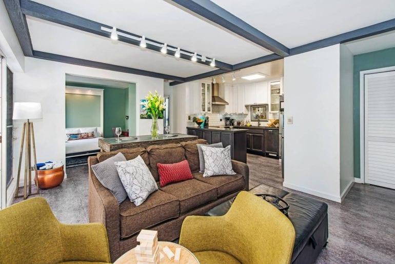waikiki beach honolulu airbnb home