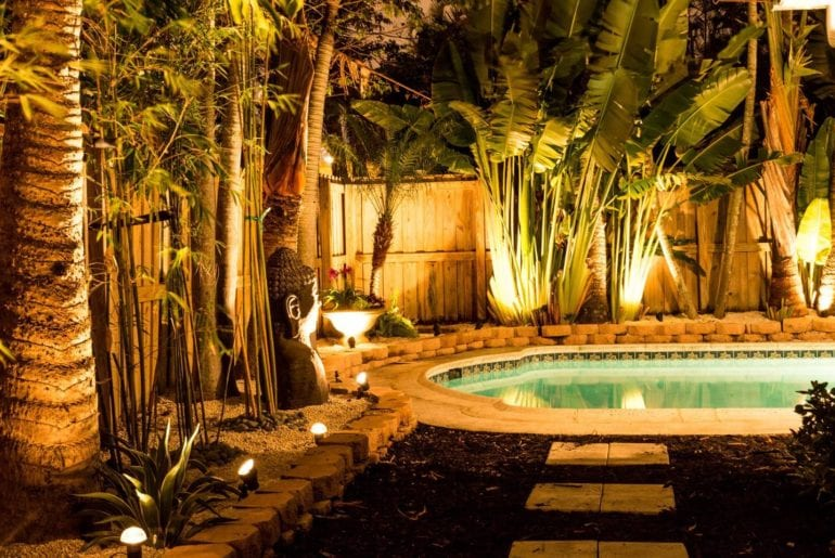 tropical retreat with pool airbnb wilton manors fl