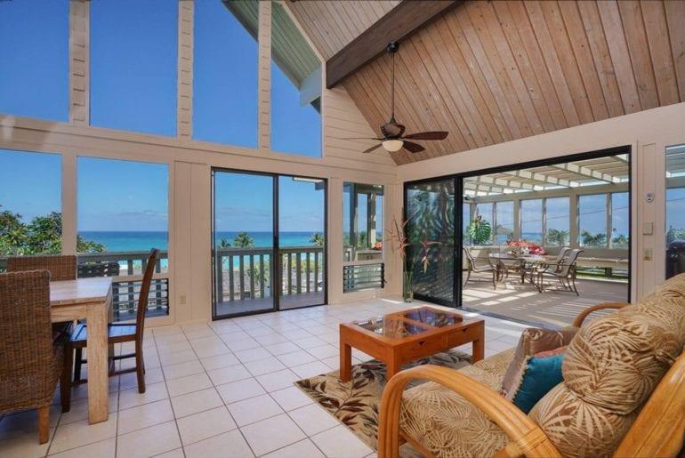 oceanview home honolulu airbnb