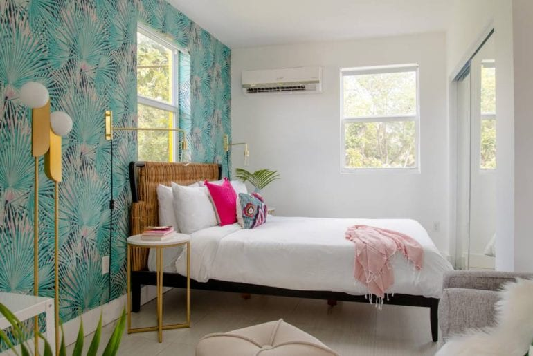 airbnb retro studio wynwood miami
