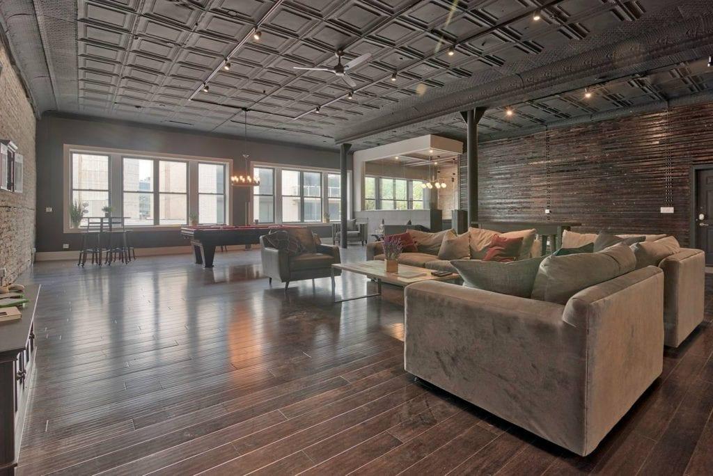 Wicker Park Loft airbnb