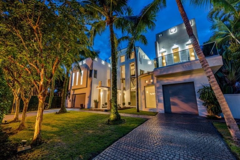 custom built airbnb ft lauderdale vacation home
