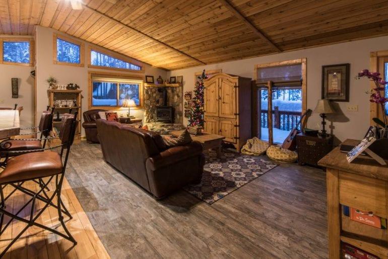 fraser valley airbnb home colorado