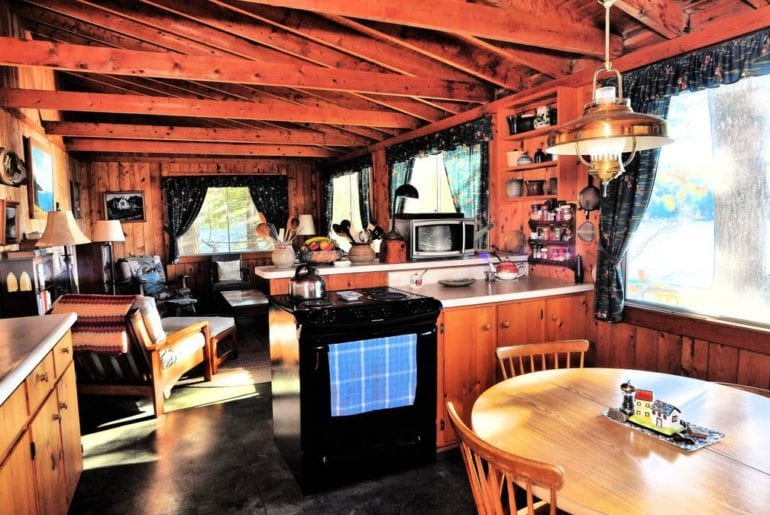 cabin bar harbor maine airbnb