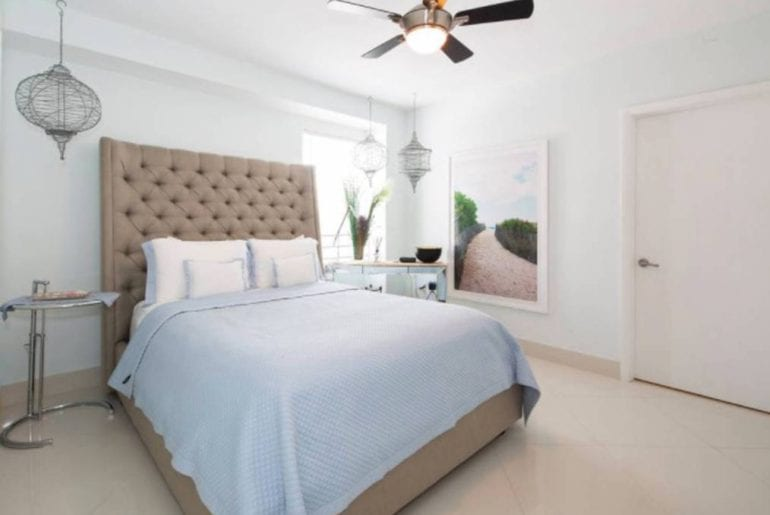 modern airbnb apartment ocean drive south beach miami
