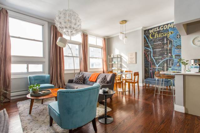 cool chicago rentals apartments
