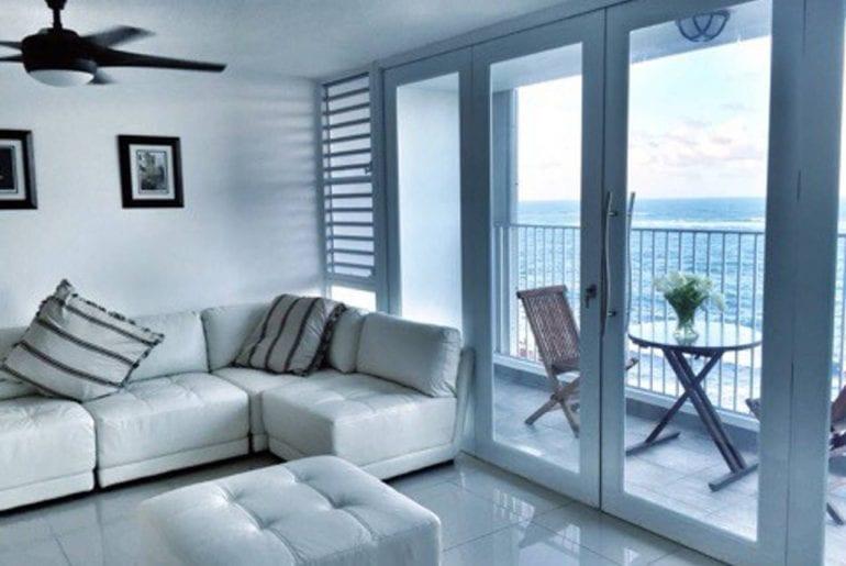 puerto rico oceanview condo