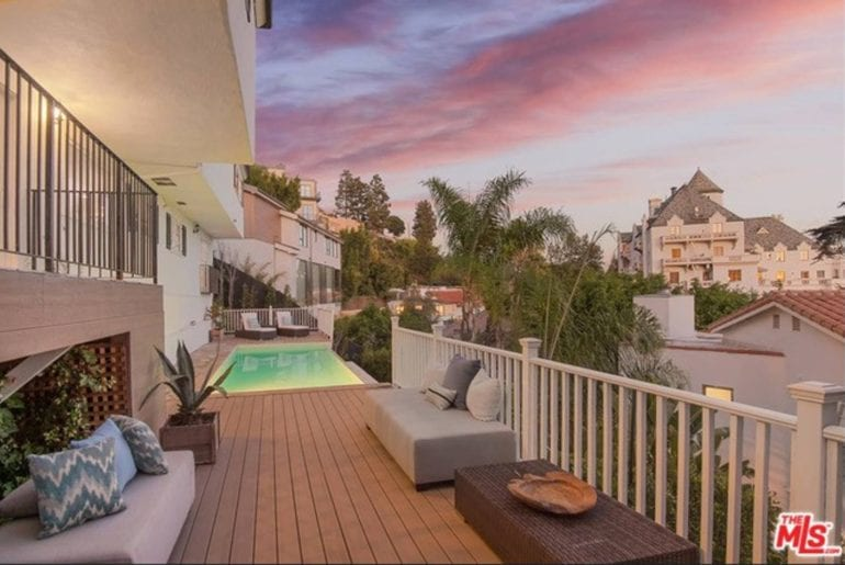 chateau marmont viewsfrom la home airbnb