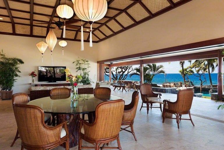 airbnb luxury beachfront home in kailua kona