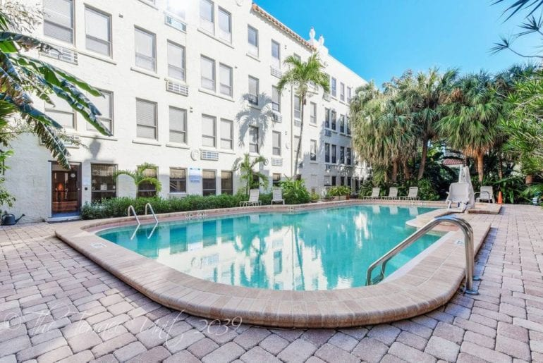 studio apartment in historic palm beach hotel airbnb