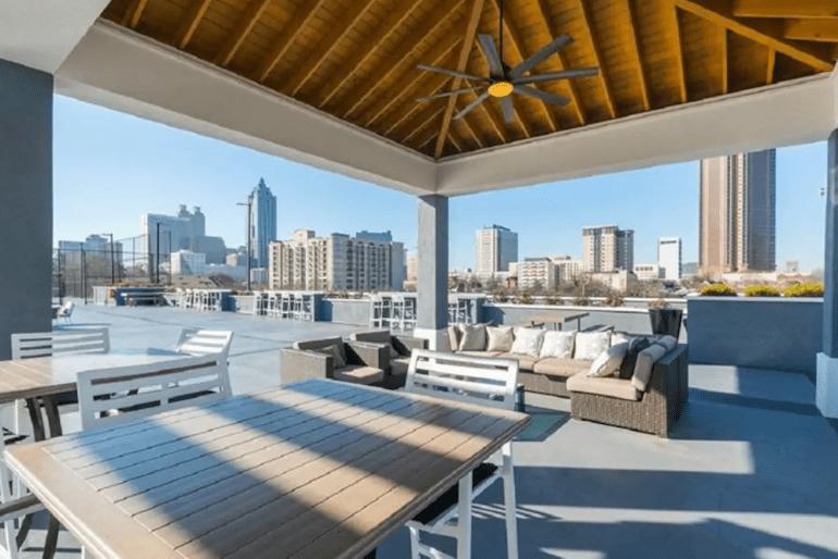 midtown atlanta condo airbnb
