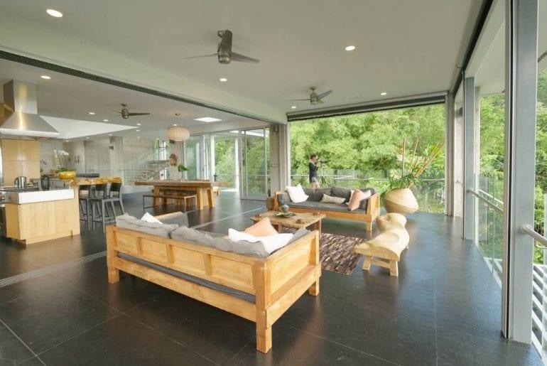 contemporary mansion close to waikiki airbnb