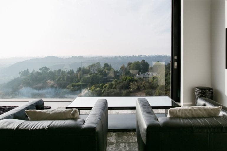 home with infinity pool in beverly hills airbnb