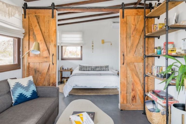luxurious and romantic airbnb glamping cabin joshua tree