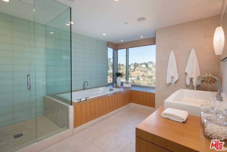 million dollar hollywood hills home in l.a. airbnb