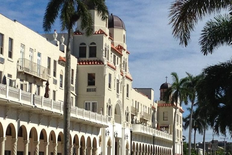 airbnb home in historic palm beach hotel florida