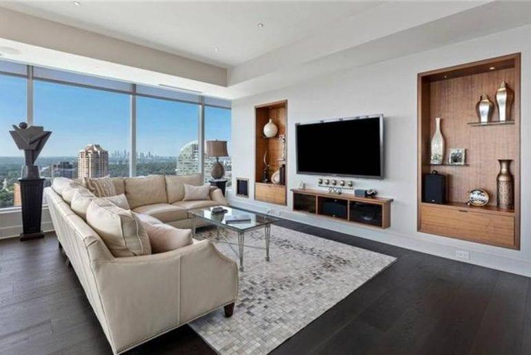 luxury atlanta buckhead penthouse