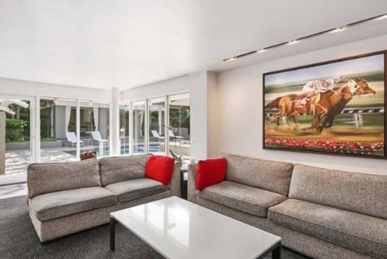 atlanta pool home airbnb