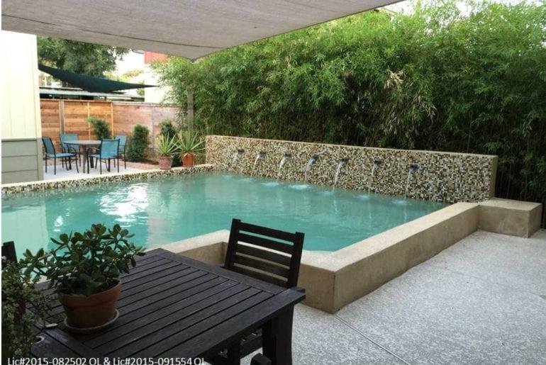 austin tx airbnb pool home near downtown